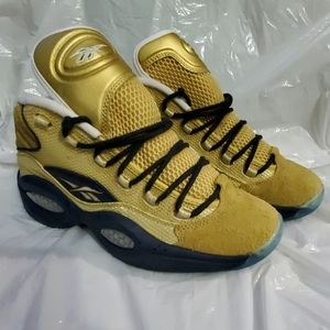 Reebok Question Mid Sneaker Iverson